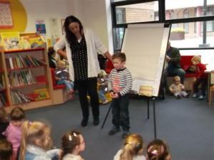 Senior Infants Library 5