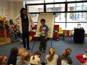 Senior Infants Library 4