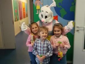 Easter Raffle winners 3