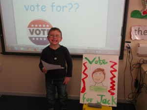 Aoife's Class Elections May 2014 11