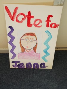 Aoife's Class Elections May 2014 10