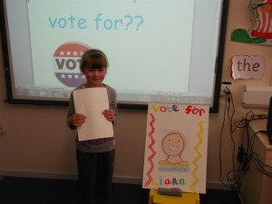 Aoife's Class Elections May 2014 9