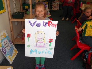 Aoife's Class Elections May 2014 8