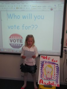 Aoife's Class Elections May 2014 4
