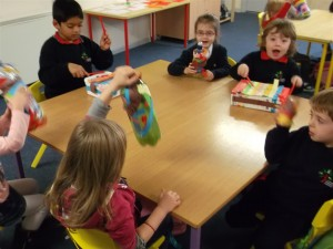 Junior Infants Grainne Instruments 2
