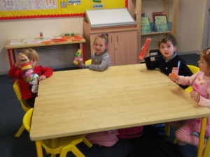 Junior Infants Grainne Instruments 1